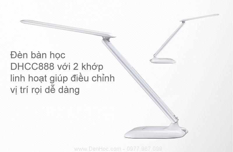 Đèn bàn học LED DHCC888