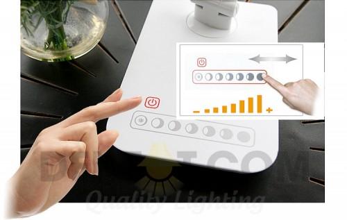 Đèn bàn học chống cận điều chỉnh độ sáng 7 mức