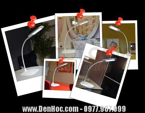 Thiết kế đẹp, hiện đại của đèn bàn học DHCC801