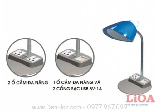 den-ban-lioa-xanh