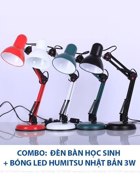 Đèn bàn học sinh DTKT800-H3W