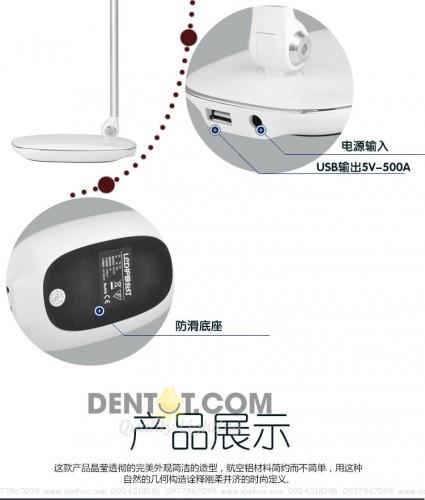 Đèn LED chống cận DTSYQ7-sử dụng điện áp thấp