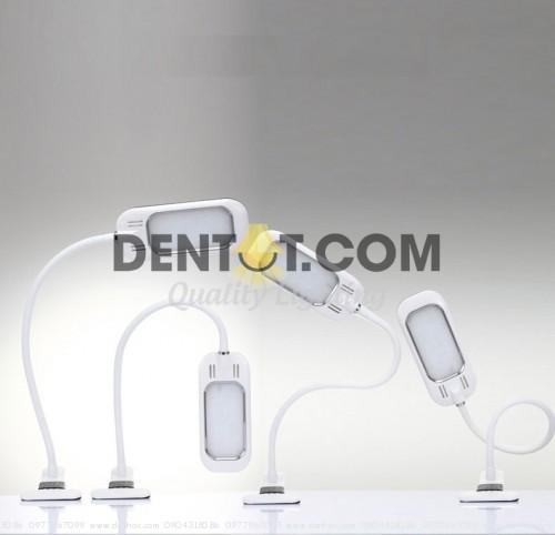 đèn kẹp chống cậnDTFQ908-với thân có khả năng uốn cao