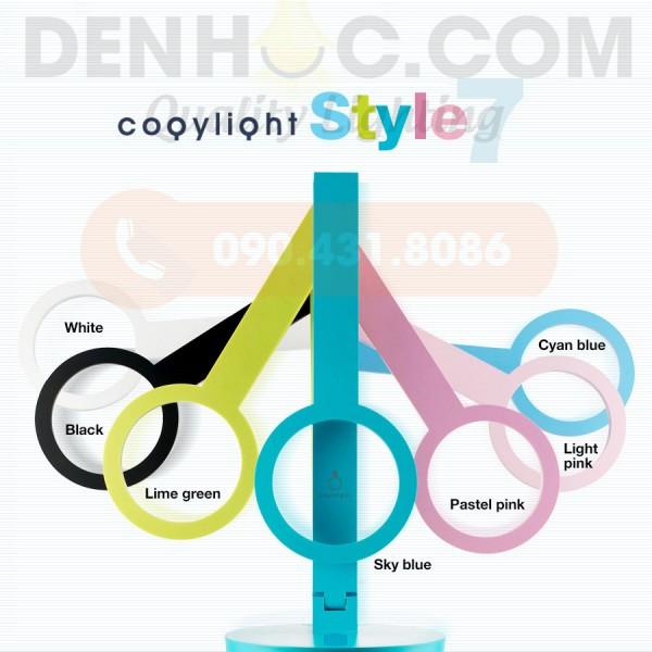 Đèn bàn hàn quốc COGY 180 có 5 màu