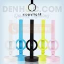 COGY 180 có 5 màu: Đen, Trắng, Hồng, Xanh dương, xanh lá