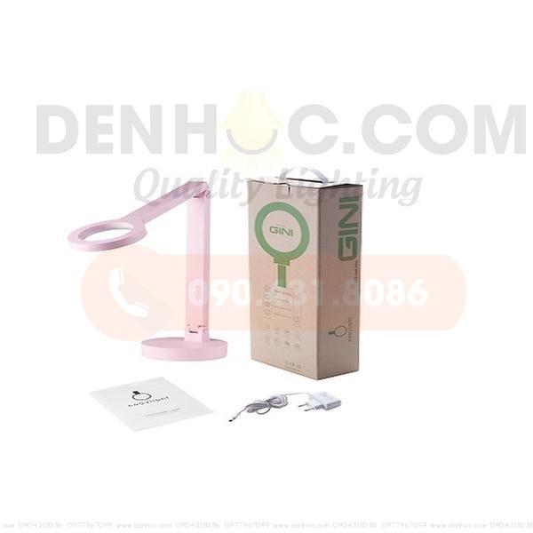 Hộp sản phẩm đèn bàn LED Hàn Quốc TB180
