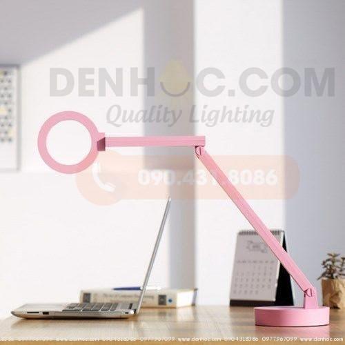 Đèn bàn Hàn Quốc màu hồng TB180