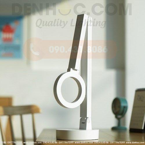 Đèn bàn Hàn Quốc màu trắng TB180