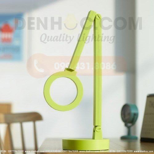 Đèn bàn Hàn Quốc màu xanh nõn chuối TB180