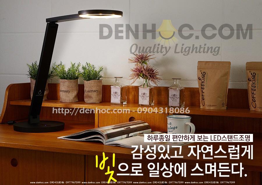 Đèn bàn học Hàn Quốc cao cấp
