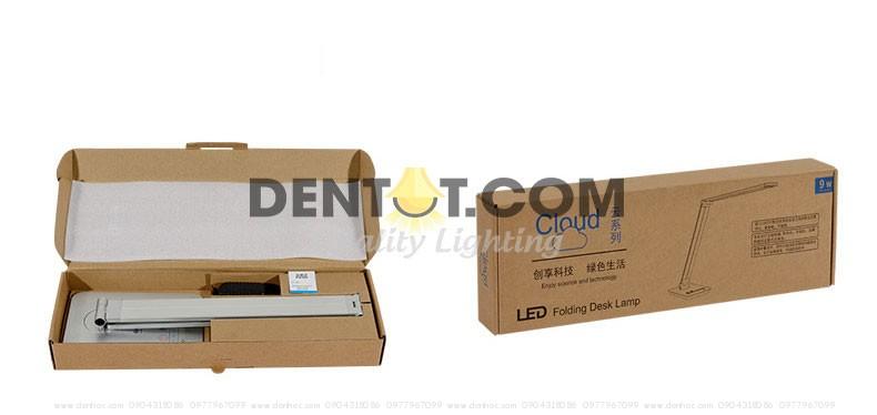vỏ hộp đèn học led DTT1010