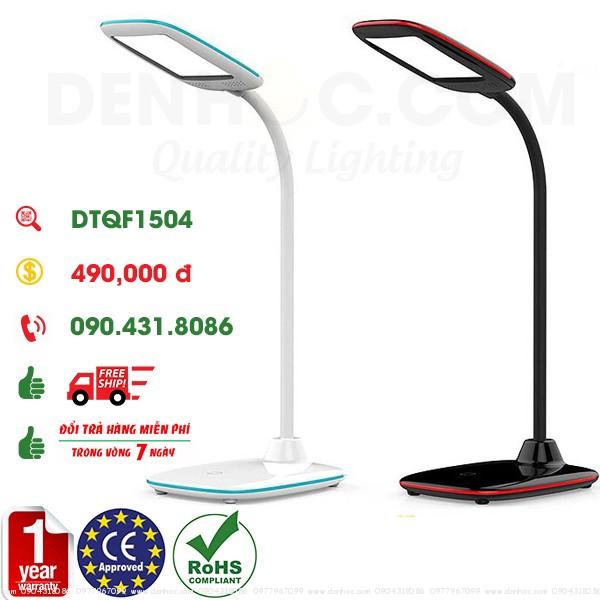 Đèn bàn tích điện LED chống cận 1504