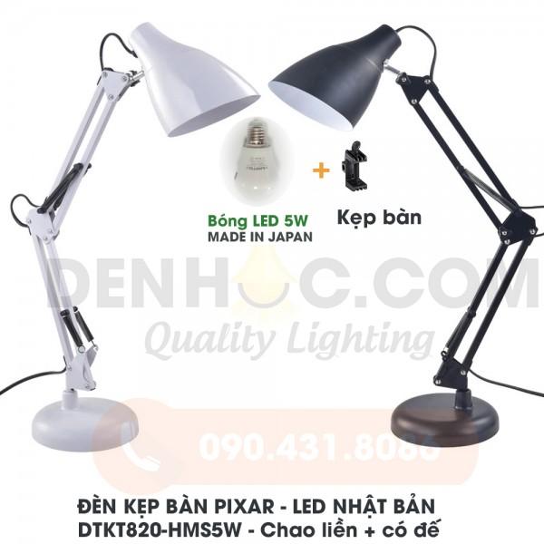 Đèn kẹp bàn Pixar - LED NHẬT BẢN cao cấp