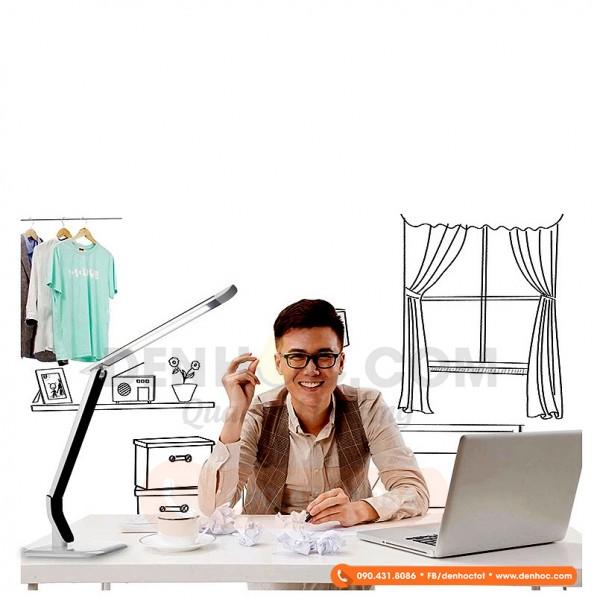 Đèn bàn học Maple thích hợp mọi không gian học tập, làm việc, văn phòng