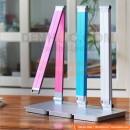 Đèn bàn học cao cấp DTT10 có 3 màu Xanh dương, Hồng, Bạc