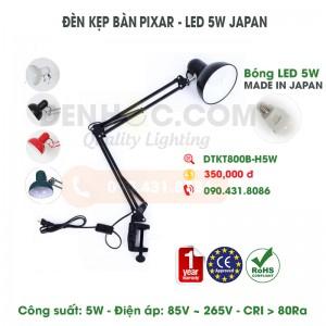 Đèn kẹp bàn LED Nhật Bản 5W cao cấp