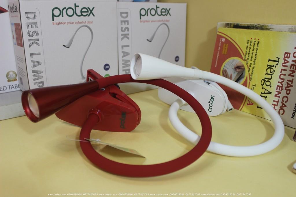 Đèn kẹp bàn Protex