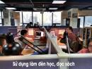 Đèn kẹp bàn Pixar sử dụng làm đèn bàn làm việc tại Văn phòng
