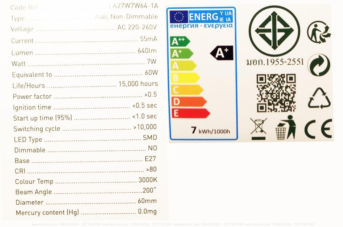Bóng LED cao cấp của Đèn kẹp bàn kỹ sư KX830B-L7W
