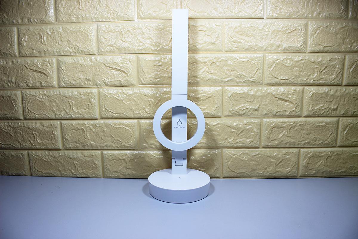 Đèn bàn cao cấp chống cận LED TB-L180PB thêm pin tích điện 2600mAh sử dụng lên tới 110h khi cúp điện