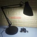 Đèn làm việc và học tập đa năng có cả Đế để bàn & Kẹp thành bàn, chân bàn tiện dụng