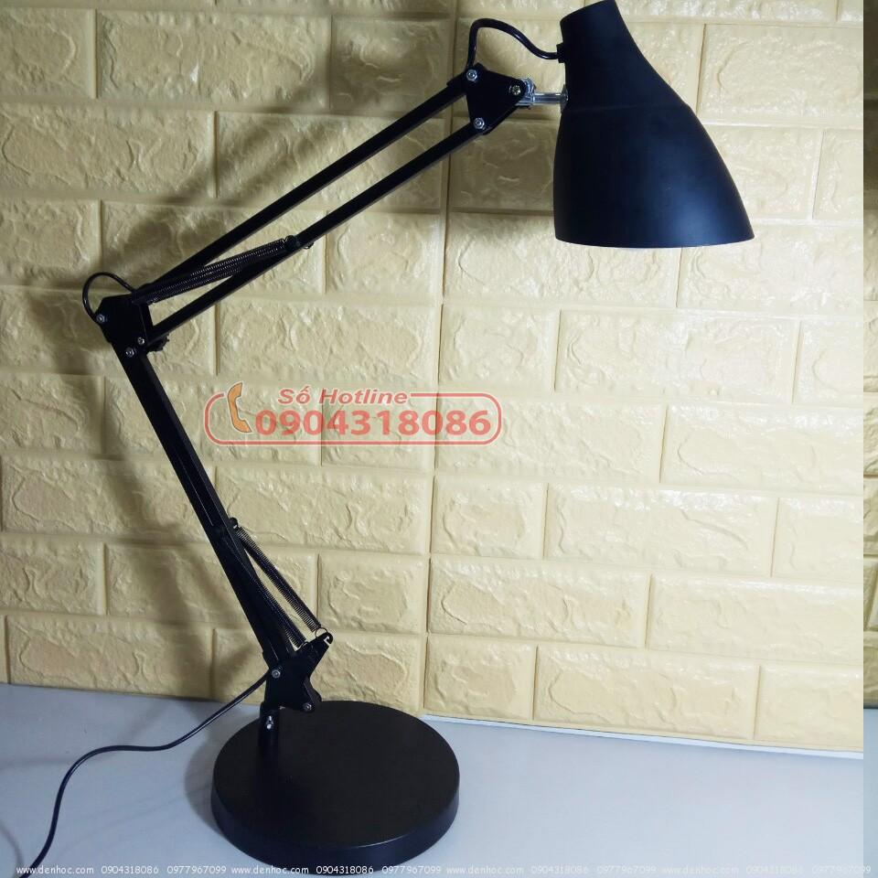 KX820BD-L9W có kích thước lớn 36 + 36 + 18cm đủ sức chiếu sáng trên những mặt bàn rộng nhất