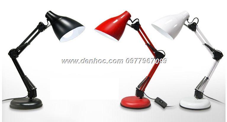 đèn kẹp bàn