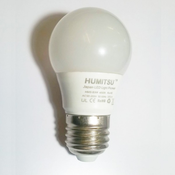 Bóng LED HUMITSU Nhật Bản 3W