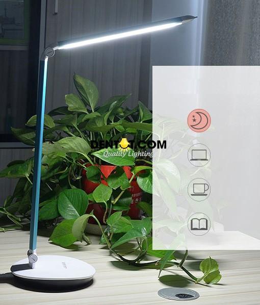 ĐÈN LED CHỐNG CẬN - DTFQT501 4 chế độ màu lựa chọn