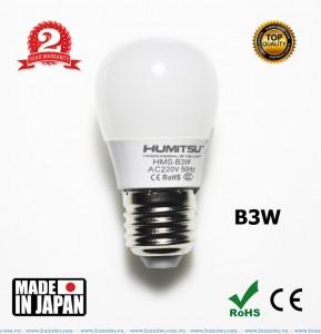 Bóng Đèn LED Nhật Bản cao cấp 3W