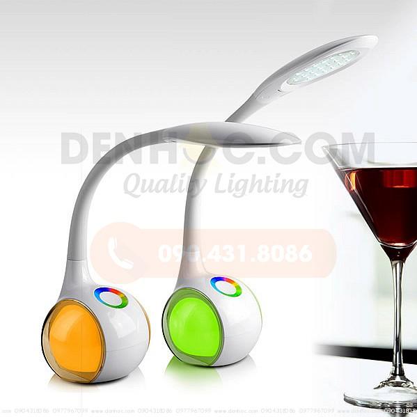 Đèn bàn LED T3 cho ánh sáng trung thực, chỉ số hoàn màu cao
