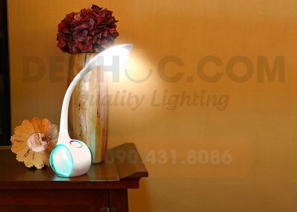 Đèn bàn LED DHCCT3 chính hãng Maple, kiểu dáng hiện đại, công nghệ thông minh