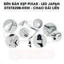 Các bộ phận cấu thành Đèn kẹp bàn pixar