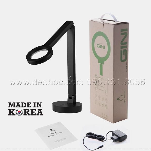 Đèn LED Hàn Quốc chống cận Cogy 180P - màu Đen