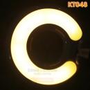 Đèn bàn làm việc LED KT048 ánh sáng vàng dịu nhẹ