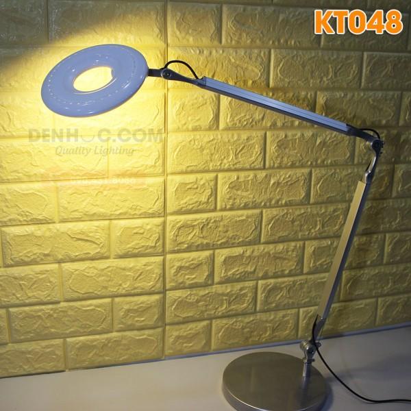 Đèn bàn làm việc LED KT048 điều chỉnh linh hoạt