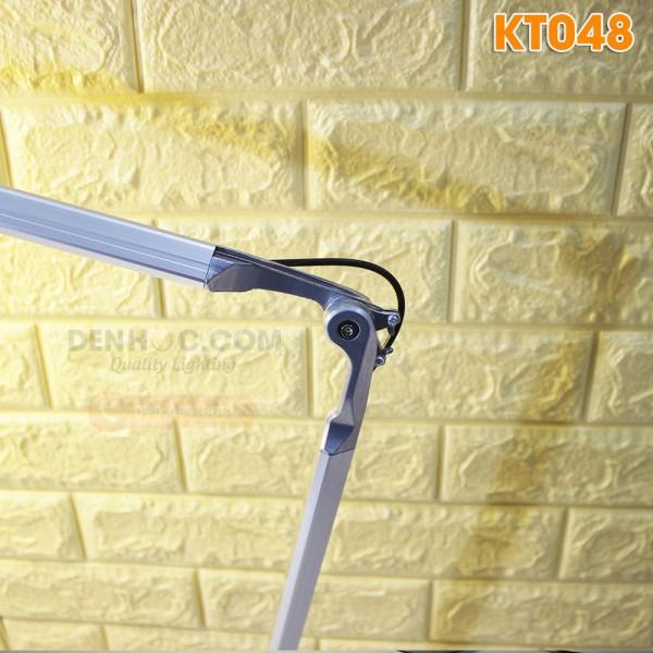 Đèn bàn làm việc LED KT048 khơp gập 180 độ